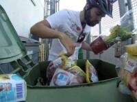 Experiment umanitar pe doua roti. Un biciclist francez atrage atentia asupra saraciei si foametei
