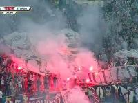 33 de suporteri s-au ales cu dosar penal dupa finala Cupei Romaniei. Ce au descoperit jandarmii cand i-au perchezitionat