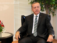 Presedintele Turciei isi provoaca adversarii: