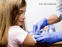 Ministerul Sanatatii schimba regulile privind vaccinarea copiilor. Care sunt cele 7