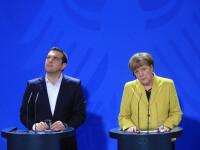 Grecia a primit ultimatum: trebuie sa plateasca 1.5 miliarde de dolari pana la sfarsitul lunii. Merkel: