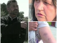Preot din Dambovita acuzat ca a batut o femeie chiar in cimitir. Parintele a mai fost cercetat in trecut pentru agresiune
