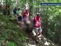 Un austriac a murit in Muntii Bucegi dupa ce a facut infarct. Prietenii barbatului spun ca nu avea voie sa faca efort