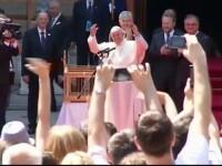 Papa propune data fixa pentru Paste, si pentru catolici, si pentru ortodocsi.