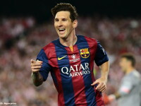 Finala Champions League, Juventus - Barcelona 1-3. Rakitic, Suarez si Neymar au marcat pentru catalani