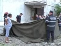 Scene cutremuratoare in Timisoara. Un barbat s-a aruncat de pe un bloc, deoarece era suspect de cancer