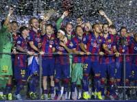 FC Barcelona a castigat Liga Campionilor, dupa 3-1 in finala cu Juventus. Este a 5-a oara cand catalanii iau marele trofeu