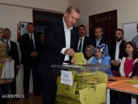 Alegeri legislative in Turcia. Rezultate partiale: partidul presedintelui a pierdut majoritatea, kurzii intra in Parlament