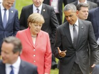 Liderii G7, inflexibili fata de Rusia si uniti contra terorismului.Obama: Putin incearca sa refaca gloria imperiului sovietic