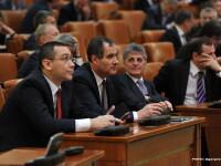 Gafa in Camera Deputatilor. La anuntarea rezultatelor votului s-a precizat ca premierul Victor Ponta POATE fi urmarit penal