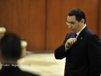 Ponta, pentru The Guardian, despre o eventuala demisie: