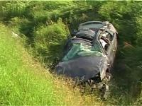O femeie din Romania a murit intr-un accident grav, in Ungaria. Sotul si copilul de un an si jumatate au fost raniti grav