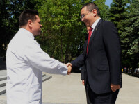 Victor Ponta se opereaza la genunchi in Turcia, potrivit avocatului sau. Gabriel Oprea preia atributiile de premier
