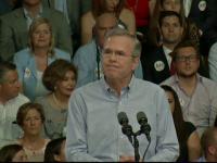 Jeb Bush, fiul unui fost presedinte american si fratele altuia, si-a anuntat candidatura la Casa Alba