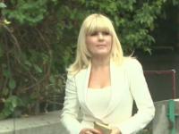 Elena Udrea a scapat de arestul la domiciliu. Primele declaratii ale fostului ministru dupa eliberare