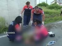 O femeie a murit dupa ce colega ei, care se afla la volan, nu a acordat prioritatea si a lovit violent un TIR