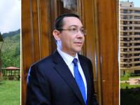 Spectacol imobiliar in declaratia de avere a premierului Ponta. Seful PSD a ajuns sa stea in blocul unui lider UNPR