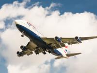 Un barbat a murit dupa ce a cazut dintr-un avion British Airways.