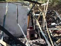 Cei doi copiii din Cavnic care au ars de vii din cauza unei sobe defecte au fost inmormantati. Ce se va intampla cu sora lor