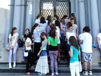 EVALUARE NATIONALA 2015, subiecte si barem LIMBA ROMANA. Elevii, bucurosi dupa prima proba: