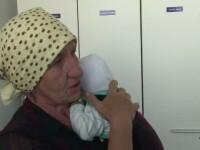 Explicatiile femeii care ar fi incercat sa isi inece fetita de 3 luni intr-un butoi. Sustine ca a vrut doar sa ii faca baie