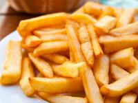 O britanica a ajuns la spital dupa ce a mancat cartofi prajiti la un fast-food. Ce continea sosul cu care i-au fost serviti