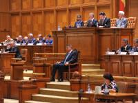 Iohannis l-a numit pe Oprea premier interimar. Ponta si-a publicat pe Facebook