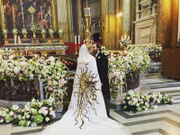 Nunta anului! Doi miliardari s-au casatorit si au pus toate imaginile pe Instagram. Cum si-au distrat invitatii