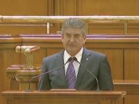 Prima zi a lui Gabriel Oprea ca premier interimar. Ce poate si ce nu poate sa faca pana la revenirea lui Victor Ponta