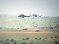 Strategia Nationala de Aparare, adoptata in Parlament. NATO amplaseaza sute de tancuri in Europa de Est, unele in Romania