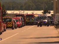 ISIS a incercat sa arunce in aer o uzina langa Lyon si a ucis un om. Nivelul de ALERTA TERORISTA ridicat la MAXIM