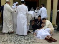 Autorul atentatului sinucigas cu 26 de morti si 227 raniti din Kuweit era saudit. Doi suspecti de complicitate, arestati