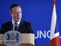 Premierul David Cameron: Jihadistii din Statul Islamic pregatesc atacuri