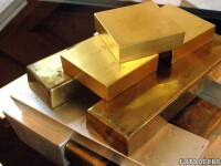 Un muncitor in constructii a gasit aur cu inscriptia