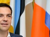 Criza in Grecia. Alexis Tsipras ar putea demisiona daca poporul voteaza DA la referendum.