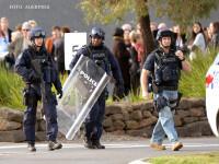 Revolta din cauza interzicerii fumatului intr-o inchisoare din Australia. Gardienii au fost evacuati. VIDEO
