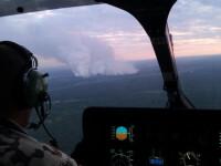 Cauza incendiilor de la Cernobil, descoperita de ucraineni. Cine a intretinut norul radioactiv care putea afecta si Romania