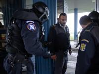 18 politisti de frontiera, inclusiv seful Punctului de Trecere a Frontierei Moravita, retinuti dupa 10 ore de audieri