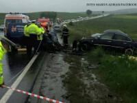 Accident cu 3 morti pe cea mai periculoasa sosea din judetul Cluj. Primele imagini de la locul tragediei