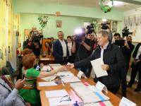 ALEGERI LOCALE 2016. Mesajul politicienilor pentru romani, in ziua votului: Absenteismul nu rezolva coruptia din tara