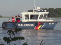 Tragedie la malul Dunarii. Politistii au venit imediat dupa ce un trecator a dat alarma