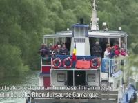 Francezii, indragostiti de Delta, unica in Europa. Reactia unor turisti dupa o croaziera de 13 zile pe Dunare