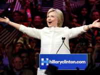 Sprijinul primit de Hillary Clinton in fata ascensiunii alarmante in sondaje a lui Donald Trump. Cu cine va merge in campanie
