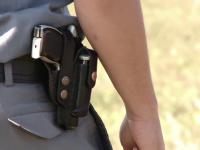 Urmarire de cosmar pentru un politist de frontiera. S-a impuscat in picior, iar contrabandistii au reusit sa scape