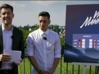 Gestul care ii va infuria pe fanii romani. Ce scor a scris Ozil in dreptul meciului Romania - Elvetia