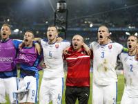 RUSIA - SLOVACIA 1-2. Slovacia obtine prima victorie la un campionat european. Fanii rusi s-au abtinut de la scandaluri