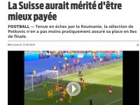 Nationala, criticata dur de presa franceza: