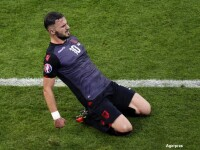 ROMANIA-ALBANIA 0-1. Eliminati de la UEFA EURO 2016 dupa una dintre cele mai rusinoase infrangeri din istorie. REZUMAT VIDEO