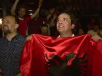 Sadiku, autorul golului Albaniei, comparat cu cel mai mare fotbalist roman: \