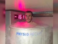 Bale se pregateste pentru optimi la minus 161 de grade Celsius, in criosauna. Cat mai are pana la calificare Tara Galilor